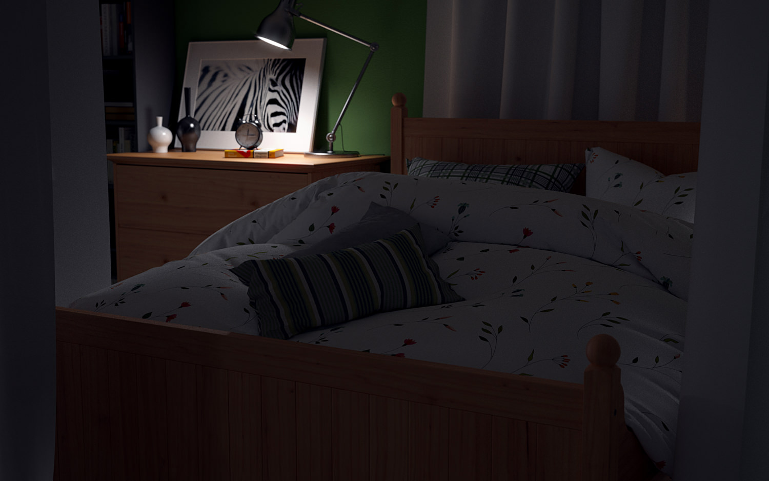 render_ikea_hurdal_multilight_2